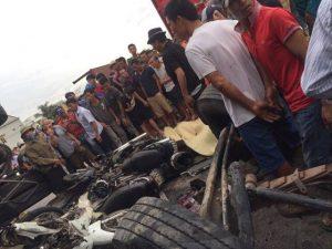 Tai nạn tại Kim Thành