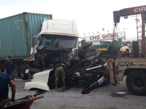 Tai nạn kinh hoàng tại Kim Thành