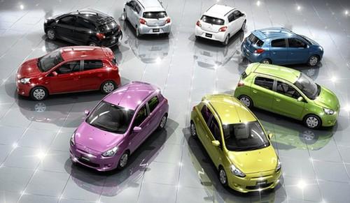 Có nên đổi màu sơn xe ô tô
