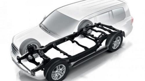 các loại khung xe ô tô