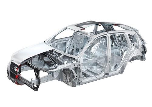 Vậ liệu chế tạo khung xe ô tô