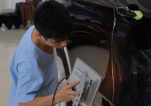 phủ ceramic ô tô giá bao nhiêu