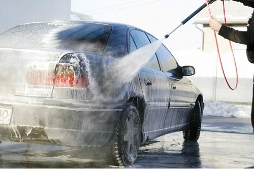 Quy trình rửa xe