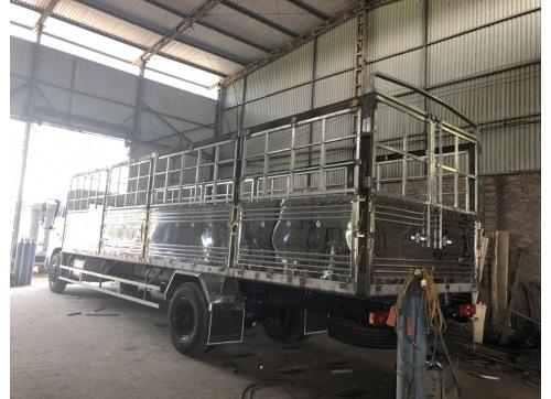 đóng thùng xe tải tại Hải Dương