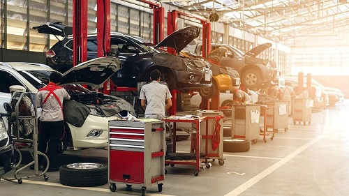 dịch vụ sửa xe ô tô tại nhà