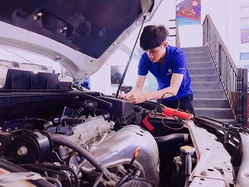 sửa ô tô các loại