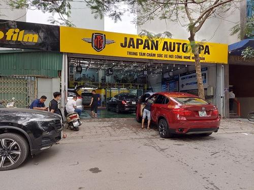 Đơn vị tẩy bụi sơn xe ô tô tại Hải Dương nào uy tín hiện nay?