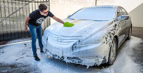 Rửa xe 2 bọt là gì? Có sạch không?